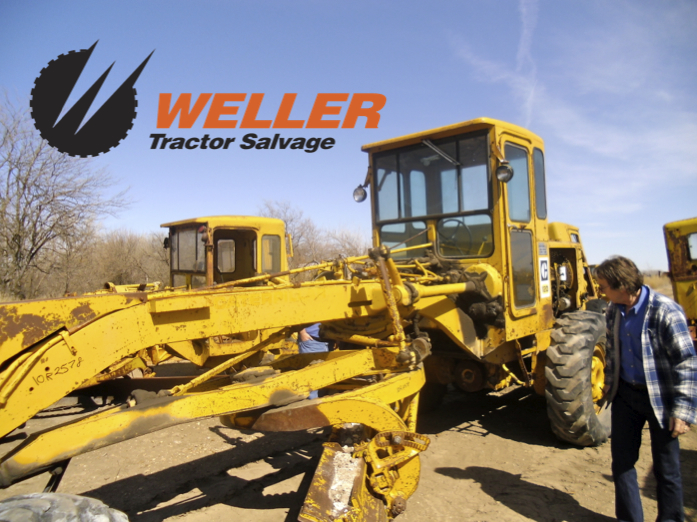 Weller Tractor Salvage