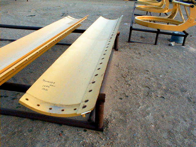 New Replacement 8w8089 Grader Moldboard